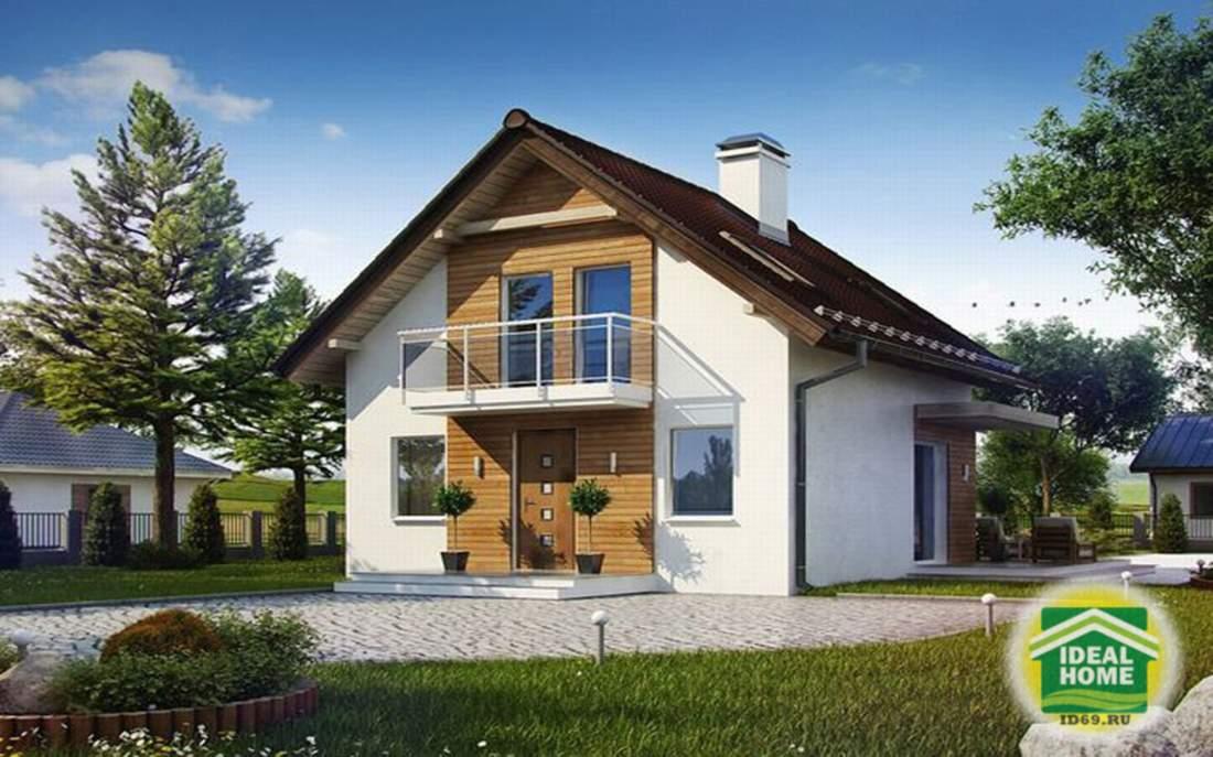 Строительство дома в кредит под ключ